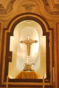 Reliquia della SS Croce